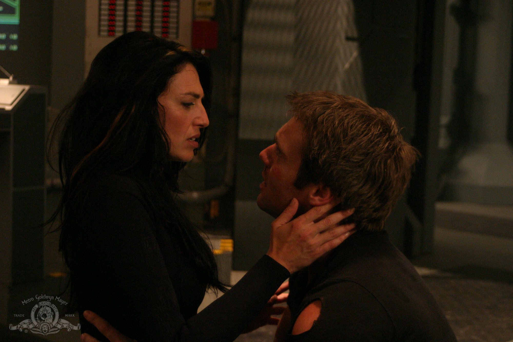 Daniel and Vala at Christmas in Unending. I just love them