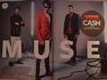 Q magazine I JUST received!! - muse fan art