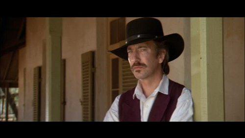 alan rickman fondo de pantalla entitled Quigley Down Under Screencap