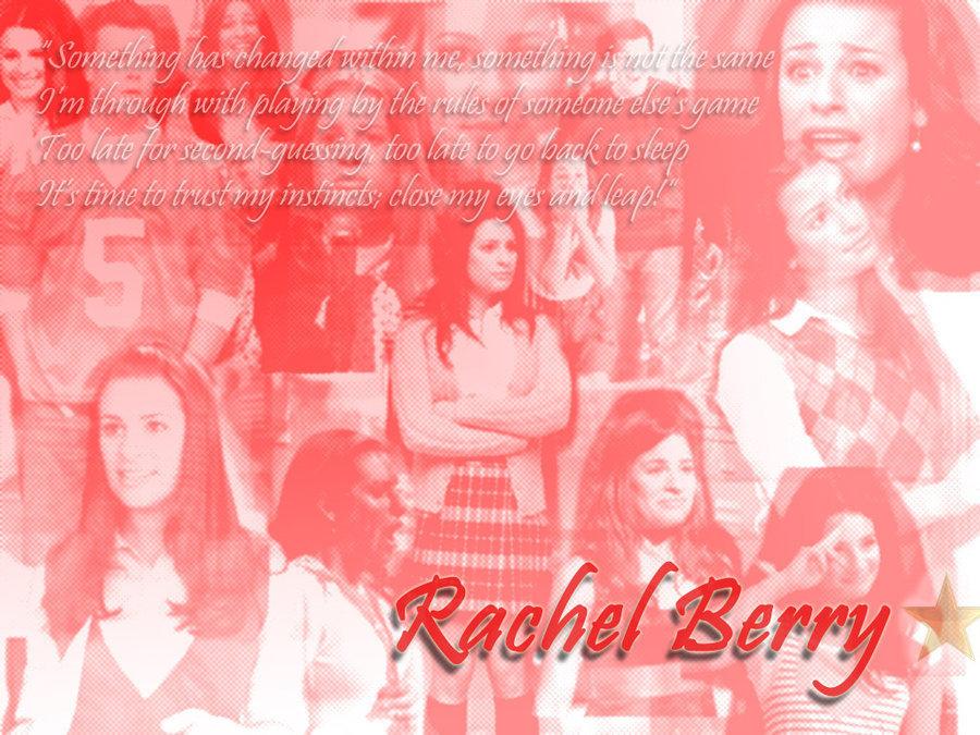 Rachel Berry wallpaper !