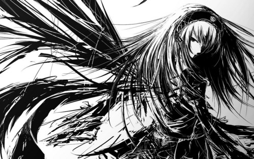 Random Shizuka achtergrond