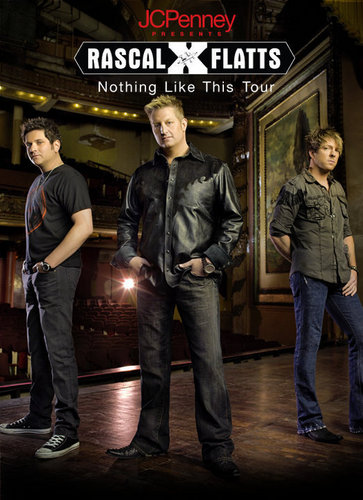 Rascal Flatts cool and amazing picture