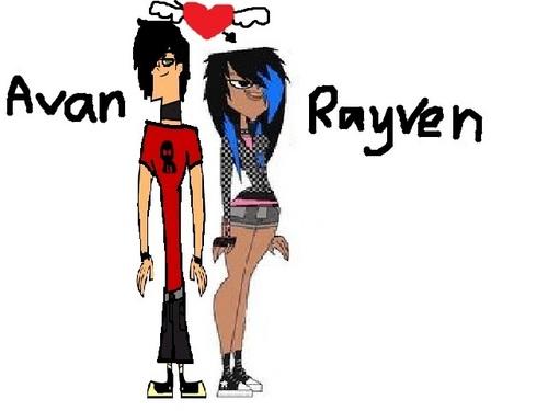 Rayven and Avan