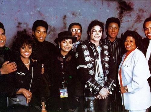 Rebbie with family & Friends