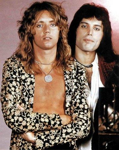 Roger and Freddie