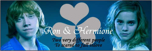 Ромиона (Рон и Гермиона)