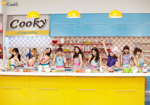 SNSD LG Cyon 'Cooky' - girls-generation-snsd Photo