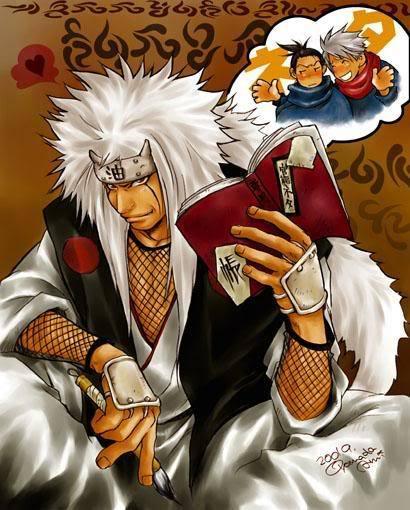 Legendary Three Ninja Images Jiraiya Wallpaper And Background Photos