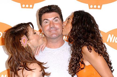 Simon and the ladies