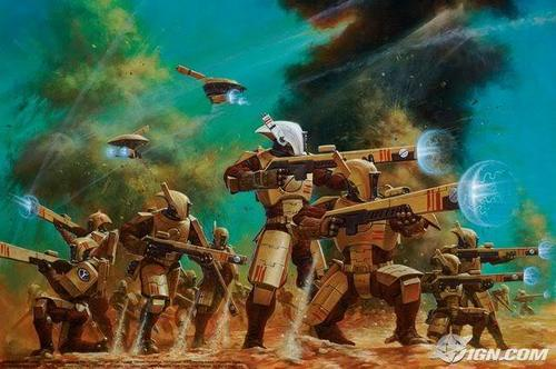 Tau огонь Warriors