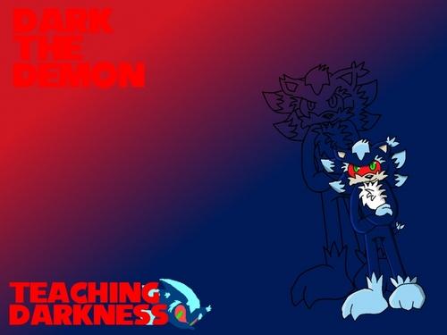 Teaching Darkness wallpaper