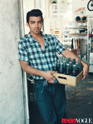 Teen Vogue Photoshoot ( Joe )