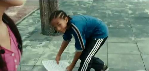 The Karate Kid - jaden-smith Screencap