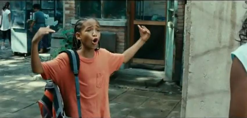 The Karate Kid - Jaden Smith Image (13316355) - Fanpop Karate Kid Crane Kick Jaden Smith