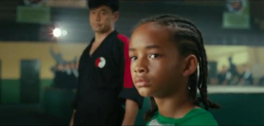 The Karate Kid - Jaden Smith Image (13316358) - Fanpop Karate Kid Crane Kick Jaden Smith