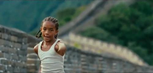 Jaden Smith The Karate Kid Trailer