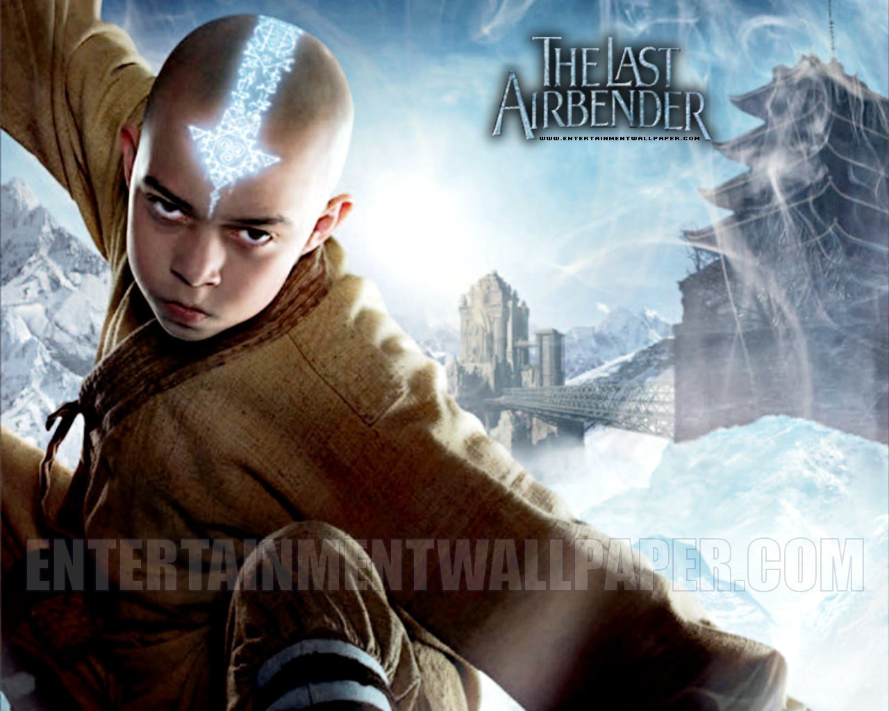 The Last Airbender 2010 Upcoming Movies Wallpaper