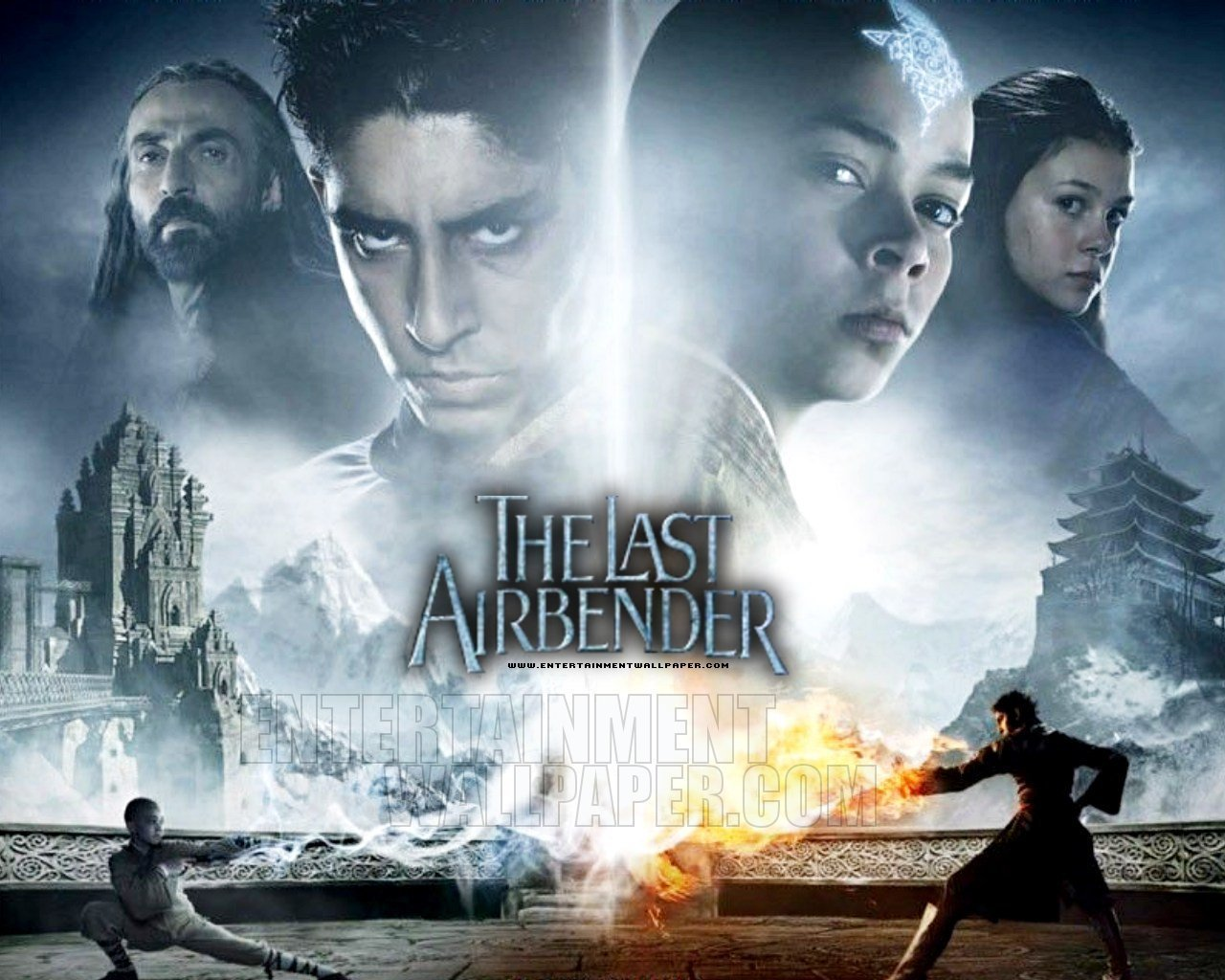 the last airbender movie trailer