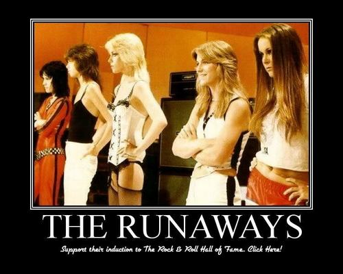 The Runaways Banner