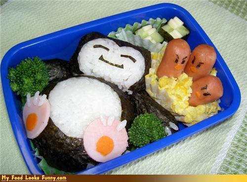 Those pokemon sure look yummy..