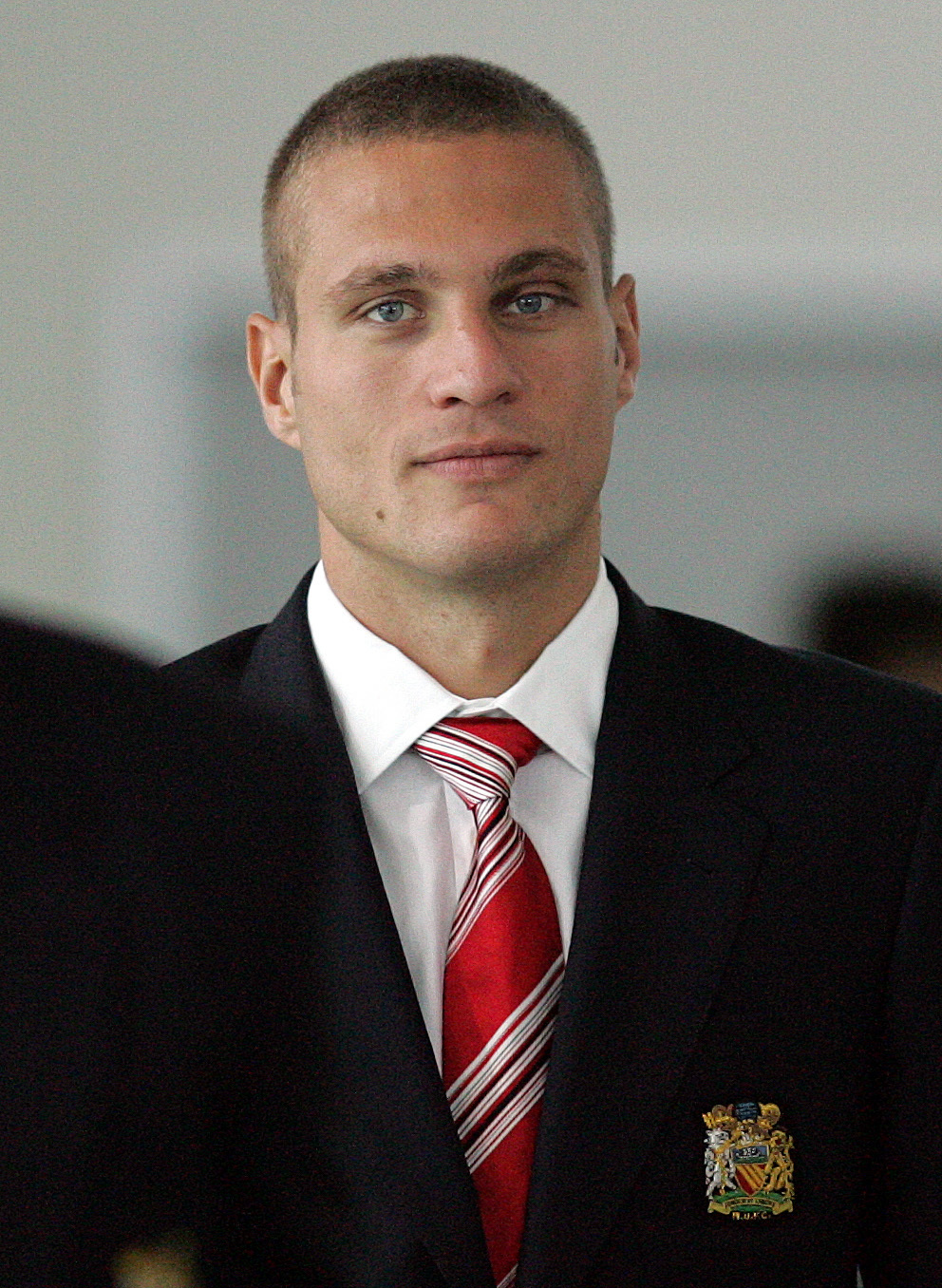 Nemanja Vidic - Picture Colection