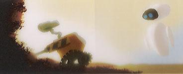 WALL-E Concept Art