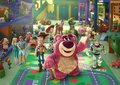 Welcoming the new toys  - lotso-toy-story-3 screencap