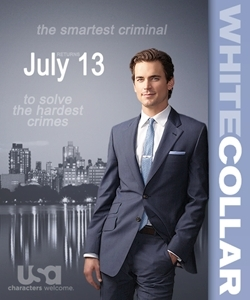 White Collar -S2- Promo Poster - white-collar Fan Art