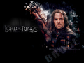 lord-of-the-rings - aragorn wallpaper