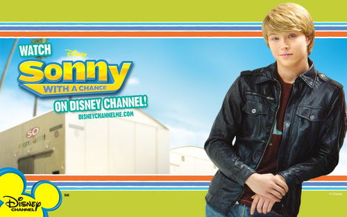 Sonny Munroe Обои called chadWallpaper_1280x800