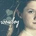 ginny! - harry-potter-fans icon