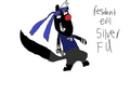 gladitor - skunk-fu fan art