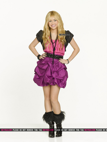 Miley Cyrus wallpaper entitled hannah montana forever