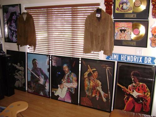 hendrix collection