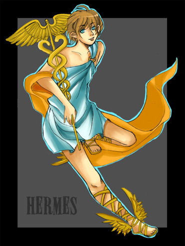 Percy Jackson Hermes Drawing Percy Jackson Hermes p...
