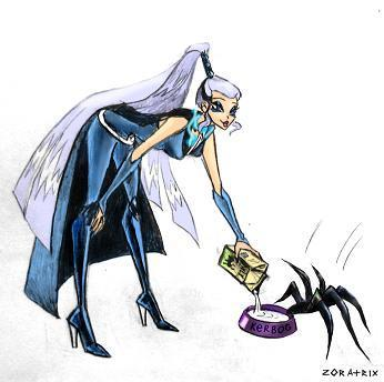 icy have a pet XD