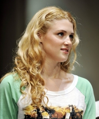 in her play arcadia