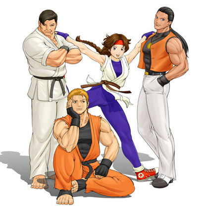 king of fighters 2005  - the-king-of-fighters Photo