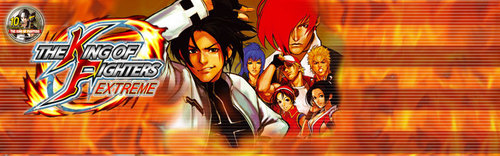 king of fighters extreme