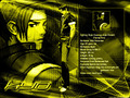 kyo- king of fighters - the-king-of-fighters wallpaper