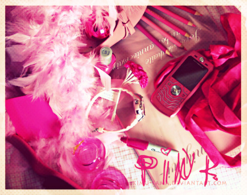 Pink (Color) wallpaper titled p*