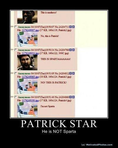 patrick ngôi sao