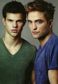 robert and taylor - twilight-series photo