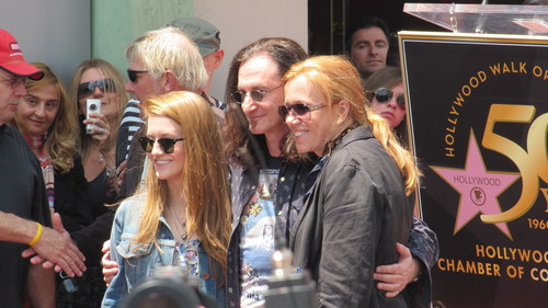 rush hollywood walk of fame