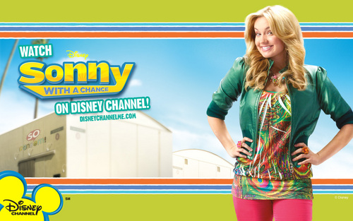 Sonny Munroe wallpaper titled tawniWallpaper_1280x800