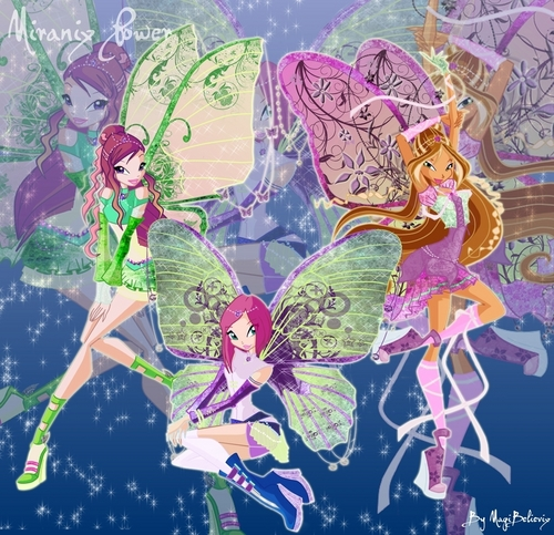 winx new transform miranix