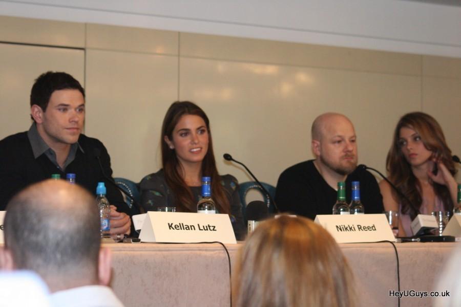 'Eclipse' UK Press Conference - 1 July 2010