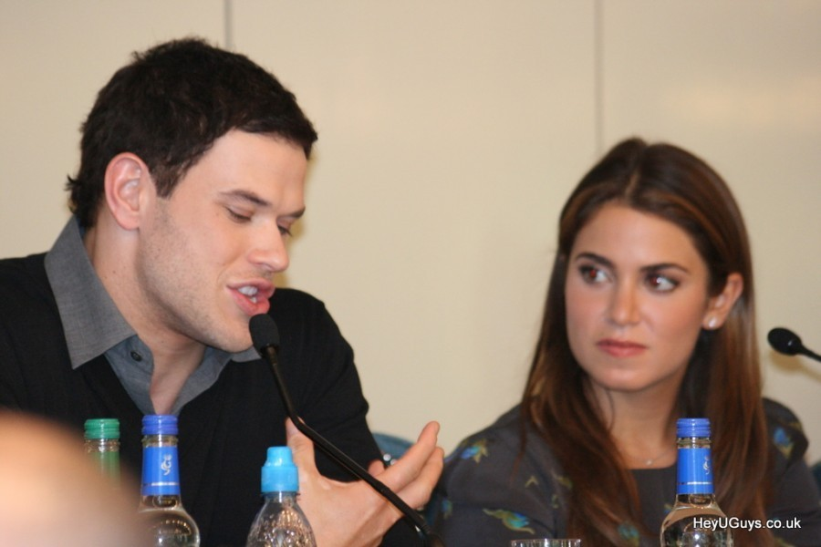 'Eclipse' UK Press Conference - 1 July 2010
