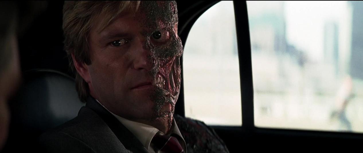 Harvey Dent Batman Dark Knight (cavaleiro Das Trevas) Neca