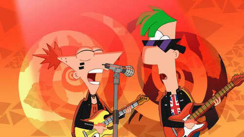 ---Phineas and Ferb pics!!!---